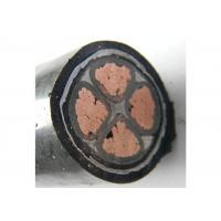 Buy cheap Low Voltage 4 Core 95mm Multi Core Armoured Cable CN Cable Group BS 5467 Standard product