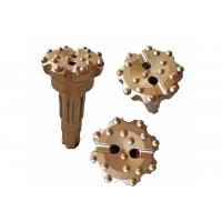 Buy cheap 5 Inch DTH Drilling Tools High Air Pressure DTH Rock Drill Bit Customized Color product