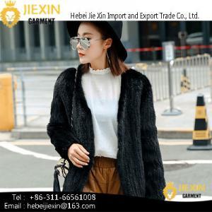 Buy cheap New Arrivel Discount Ladies Mink Fur Coat Women Jacket product