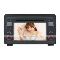 Buy cheap Fiat Idea DVD Player with GPS Navigation Bluetooth CAN Bus TV product