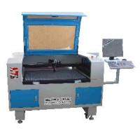 Buy cheap Embroidery Industrial Video Camera Laser Cutting Machine (GLS-1080V) product