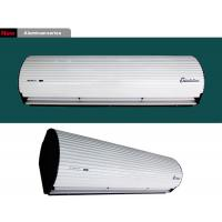 Fashion Wind S5 Theodoor Air Curtain in Aluminum Cover 13m/s - 16m/s for door