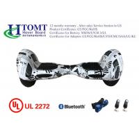10 inch new design 2 wheel hoverboard with bluetooth speaker special color