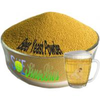 Buy cheap SYE-BE40 Brown Beer Yeast Powder , 40% Crude Protein Yeast Animal Feed product