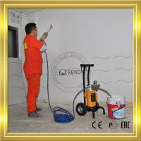 Buy cheap Easy carrying Electric Airless Paint Spraying Machine With Diaphragm Type product