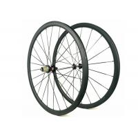 Buy cheap Bicycle Wheelset Carbon 30MM Wheel Novatec 271 372 Hub Front 2 Rear 4 Bearing product