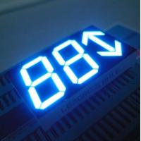 China Custom Arrow 3 Digit LED Seven Segment Display For Elevator Position Indicator 0.8 Inch on sale