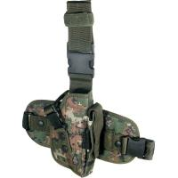 Buy cheap Universal Leg Tactical Gun Holsters For Special Ops Customized product