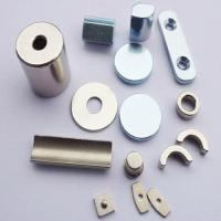Quality China Cheap Neodymium ring strong permanent magnet for sale for sale