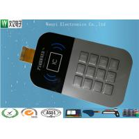 Buy cheap Gold Finger FPC Membrane Switch ID Card Cipher Code Entrance Security Device USE product