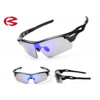 Buy cheap Rose Colored Lenses Unbreakable Mens Running Sunglasses With Uva And Uvb Protection product