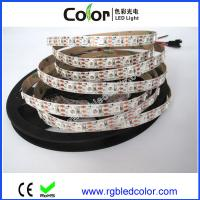 Buy cheap DC5V 60led 60pixel/m apa104 individually addressable led strip product