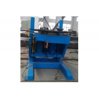 Buy cheap 5 KW Welding Positioner Turntable Two Axis Rotating 0.2-2.0rpm Rotate Speed product