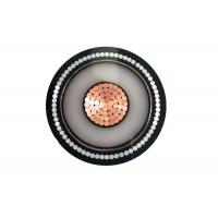 Buy cheap Low Voltage Concentric Single Core Power Cable Pvc / Xlpe Insulation product