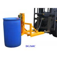 Buy cheap Fixed Frame Completely Mechanical and Automatic Drum Grab 360 - 720KG Capacity product