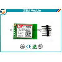 Buy cheap Stable Performance GSM GPRS Module SIM800L 900 / 1800MHz Dual Band product