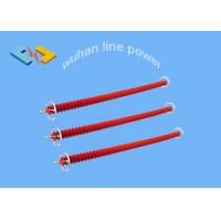 500kV 160KN Polymer Long Rod Insulator Used In Transmission Line / Electrical Line