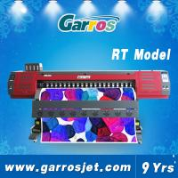 Buy cheap Garros Newest DIgital Printer Thermal Transfer Printer 1.8m Large Format Printing machine product