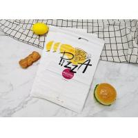 Buy cheap Fashionable Recyclable Die Cut Shopping Bags /  Custom Printed Plastic Take Out Bags product