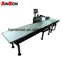 Buy cheap Check weigher for production line online automatic checkweigher product