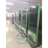 China 55inch 700cd/m2 Brightness Android Customized Logo Kiosk Digital Signage Stand Remote Managing Advertising Screen on sale