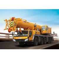 Buy cheap Durable Safety Transportion 180T Hydraulic Mobile Crane , QAY180 All Terrian Crane product