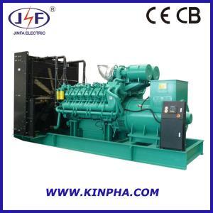 50 Hz Googol Diesel Generator Set 350kVA~3000kVA