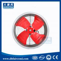 China DHF G series pipeline axial fan/ blower fan/ ventilation fan on sale
