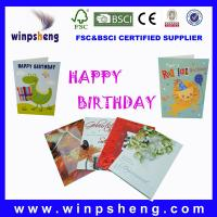 Quality happy birthday cards for sale