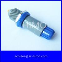 Buy cheap 1P series male and female medical plastic cable connector for medical equipment product