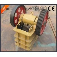 Buy cheap China manufacturer PE 150*250 Small Stone Crusher Jaw Rock Crushers primary crusher machine For Sale product