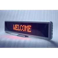 Buy cheap 7 segment LED single numeric displays_electronic led display product