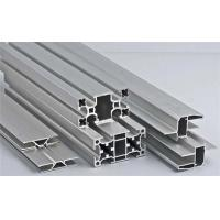 Buy cheap Silver High Durability Aluminum Alloy Profile For Kitchen Slide Door Handle product