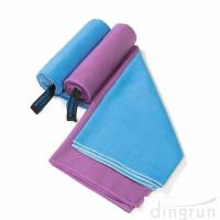 Buy cheap Quick Dry Super Absorbent Lightweight Microfiber Towel for Swimming Yoga Beach product