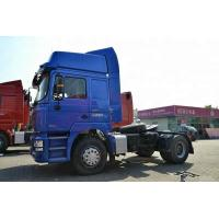 Quality 12.00R20 Tires Custom Tractor Trailer Trucks With ZF Steering Oil Pump 18000kg for sale