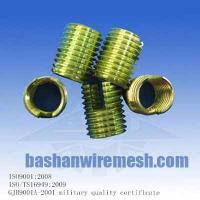 China Factory price self tapping thread insert /screw thread coils for aluminum on sale