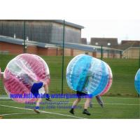Customized Knocker Inflatable Bumper Ball Multi Color 1.5M 1.2M