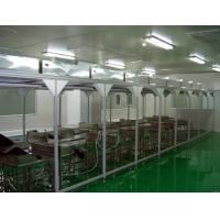 Buy cheap Stainless Steel Hospital / Laboratory Laminar Flow Booth product