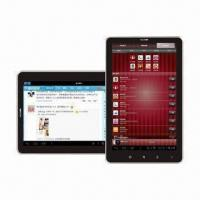 Buy cheap 7-inch Tablet PC with 3G Calling, Measuring 72.3 x 27.8 x 13.8mm, MP3 Recording Format product