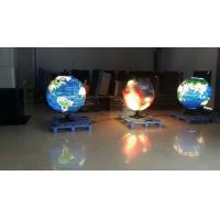 Buy cheap Indoor Rental Full Color Curved Led Display Ball for Video , Picture from Wholesalers
