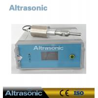 Buy cheap 500 Watts Small Lab Ultrasonic Homogenizer For Oil - Water Emulsification from wholesalers