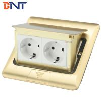 Buy cheap used for office spaces hidden type floor pop up socket product