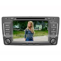 Buy cheap Android Car DVD player with GPS 3G Wifi for Skoda Octavia 2013 product