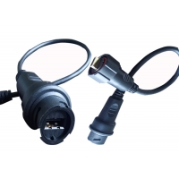 Buy cheap Automotive 100mm HDMI Overmolded Cable Assemblies product