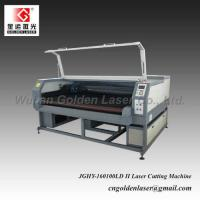 Buy cheap Auto Feeding Double Head Laser Cutting Machine for Fabric product
