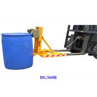Buy cheap Fully Automatic Forklift Drum Handler With Rim / Gator Grip 360kg to 1440kg product