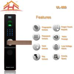 Buy cheap Zinc Alloy Material Card Entry Door Lock , Hotel Door Key Card System from wholesalers