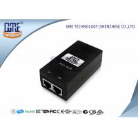 Buy cheap Desktop Switching POE Power Adapter 12V 0.8A with UL FCC GS Certificated product