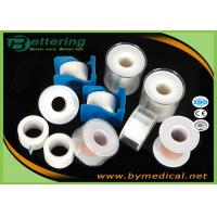 Mon woven Surgical micropore adhesive tape porous paper tape nonwoven adhesive plaster with plastic shell package