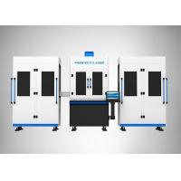 China Leather Roll To Roll Co2 Laser Engraver 10000mm/s Speed 10KVA Power Supply on sale